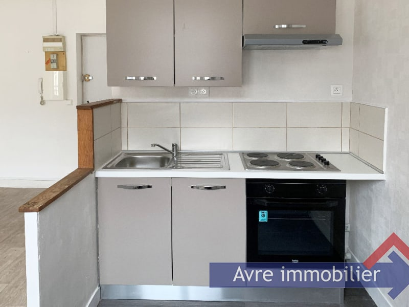 Location appartement Verneuil d avre et d iton 375€ CC - Photo 2