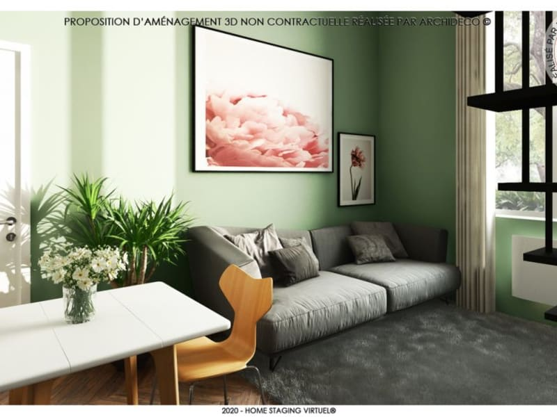 Vendita appartamento Lyon 4ème 235000€ - Fotografia 1