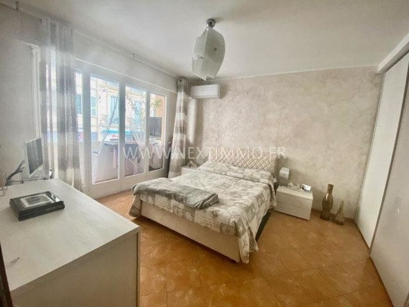 Sale apartment Menton 265000€ - Picture 1