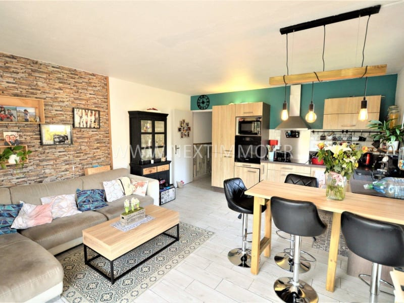 Sale apartment Menton 240000€ - Picture 1