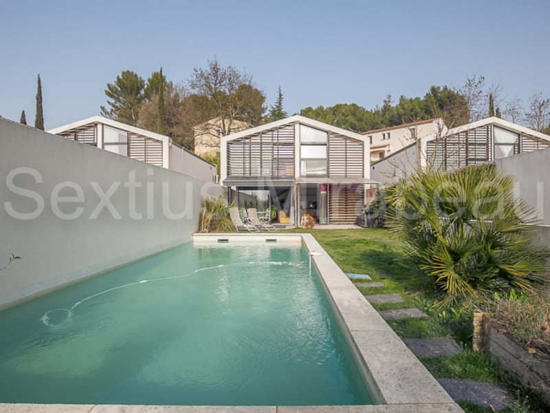 Vente maison / villa Aix en provence 788000€ - Photo 1