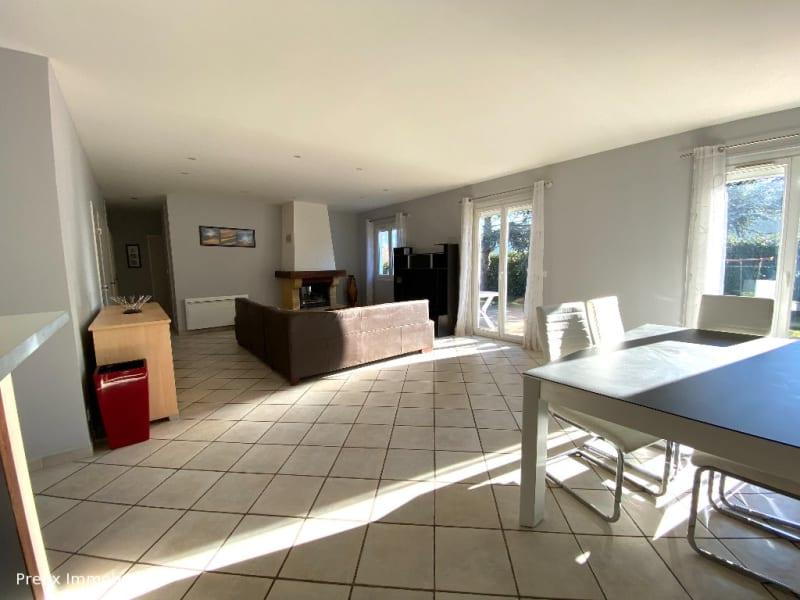 Sale house / villa Amancy 551000€ - Picture 1