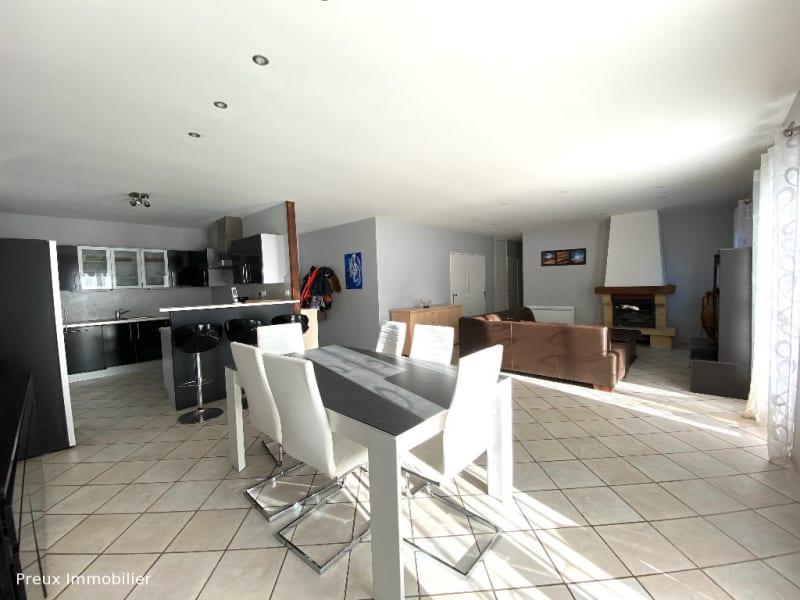 Sale house / villa Amancy 551000€ - Picture 3