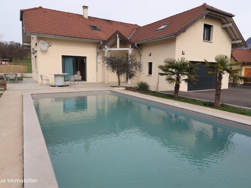 Vente maison / villa Saint ours 599000€ - Photo 1