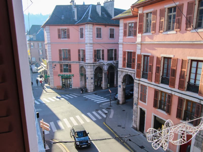Sale apartment Chambery 298 000€ - Picture 1