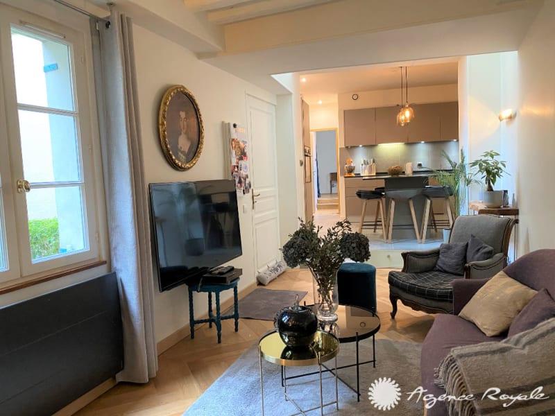 Appartement ancien ST GERMAIN EN LAYE - 3 pièce(s) - 54.69 m2