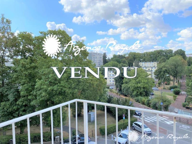 Appartement + 2 Balcons ST GERMAIN EN LAYE - 3 pièce(s) - 62.95
