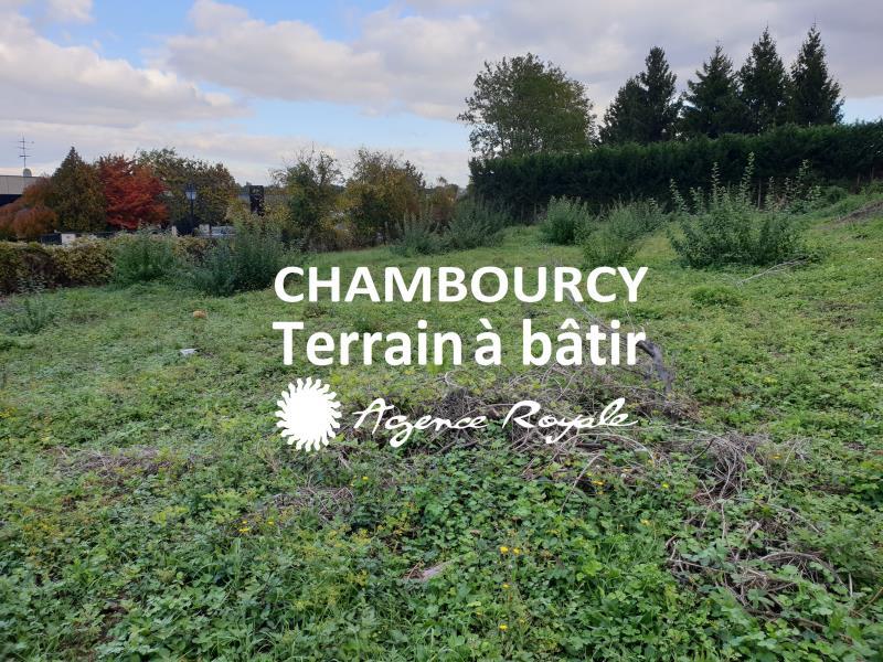 Terrain à batir CHAMBOURCY - 537 m2