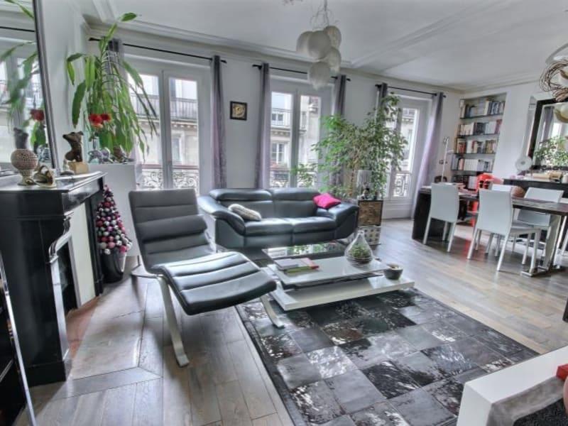 Vente appartement Paris 10ème 849000€ - Photo 2