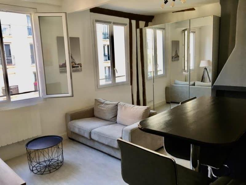 Rental apartment Paris 3ème 1200€ CC - Picture 1
