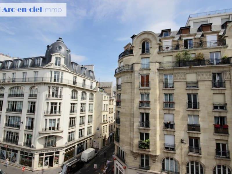 Rental apartment Paris 3ème 1200€ CC - Picture 2