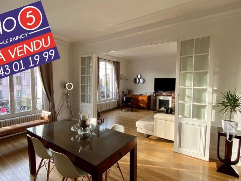 Sale apartment Villemomble 419000€ - Picture 1