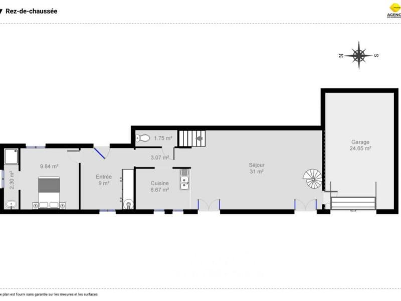 Vente maison / villa Le sap 112000€ - Photo 9