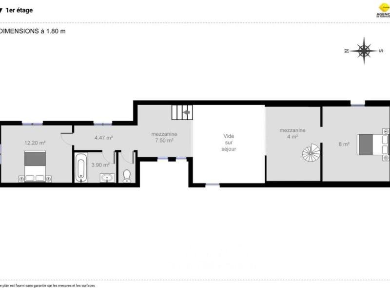 Vente maison / villa Le sap 112000€ - Photo 10