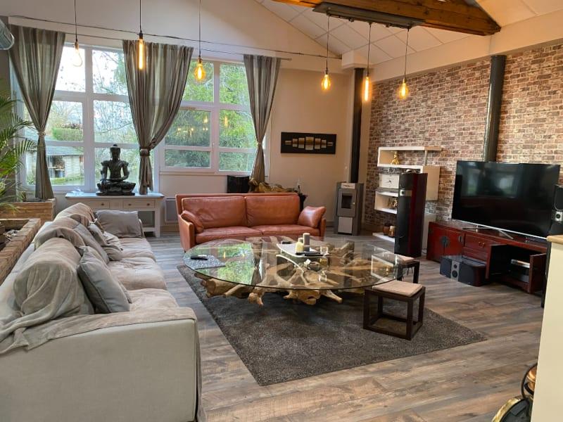 Sale empty room/storage Gouvieux 1630000€ - Picture 1