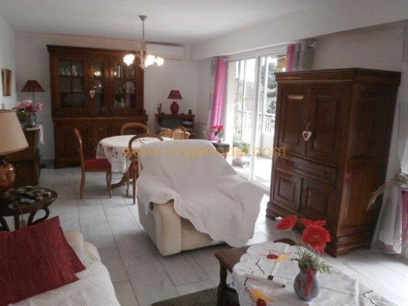 Verkauf auf rentenbasis wohnung Saint-raphaël 70000€ - Fotografie 2