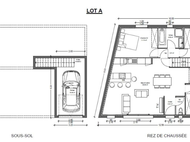 Sale house / villa Murviel les beziers 194000€ - Picture 3