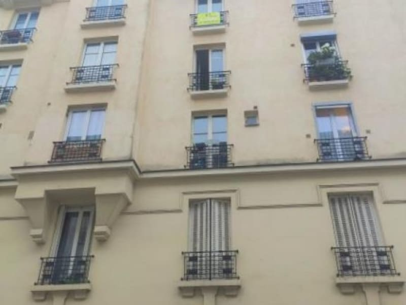 Rental apartment Paris 19ème 500€ CC - Picture 7