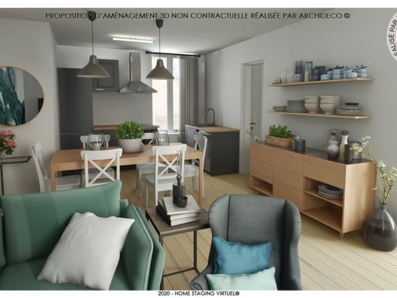 Sale apartment Vénissieux 165500€ - Picture 2