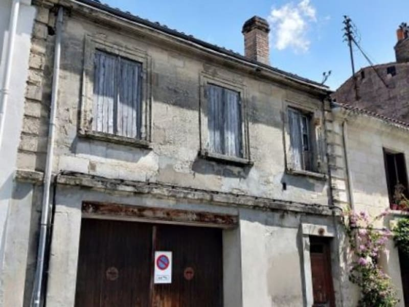 Vente immeuble Bordeaux 590000€ - Photo 1