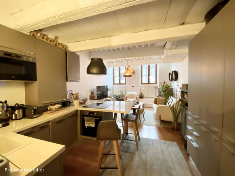 Sale apartment Annecy 595 000€ - Picture 2