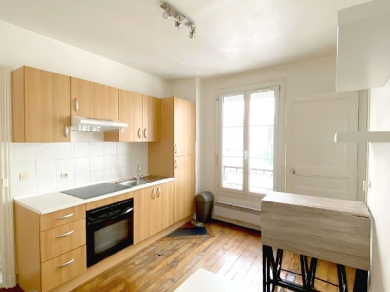 Levallois- Perret -2 pièce(s) 27 m² - en meublé
