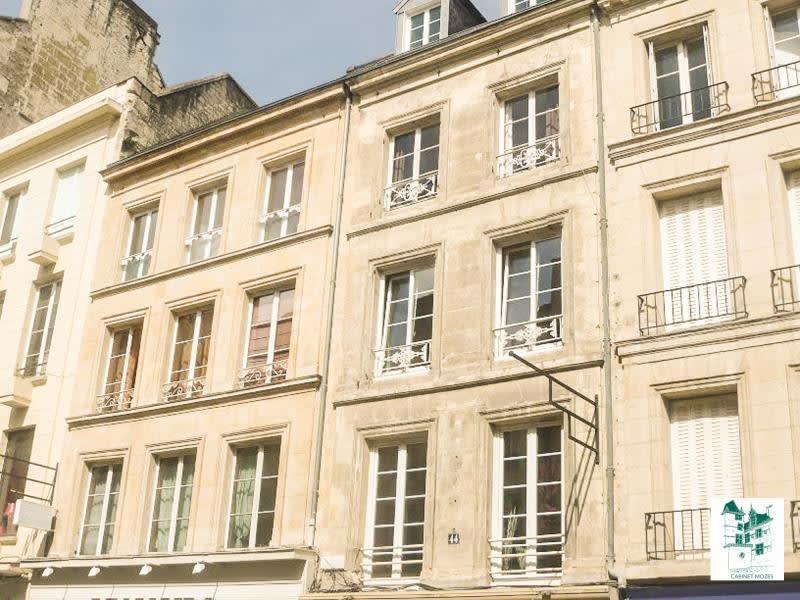Rental apartment Caen 395€ CC - Picture 1