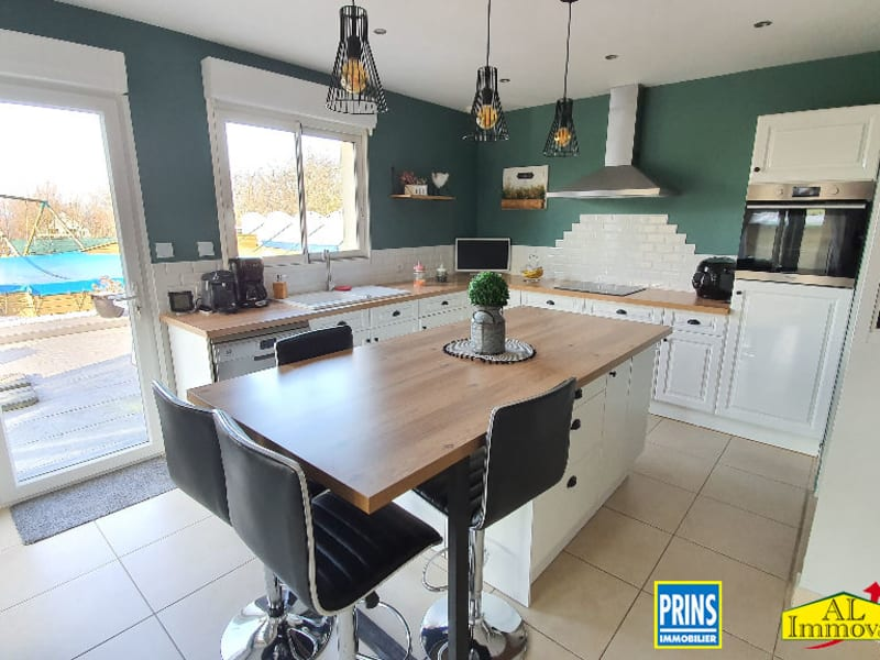 Sale house / villa St hilaire cottes 343500€ - Picture 6