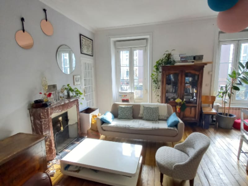Sale apartment Rennes 431 600€ - Picture 1