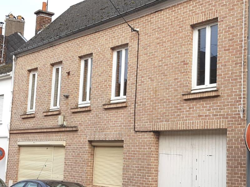Sale house / villa Fruges 120000€ - Picture 1