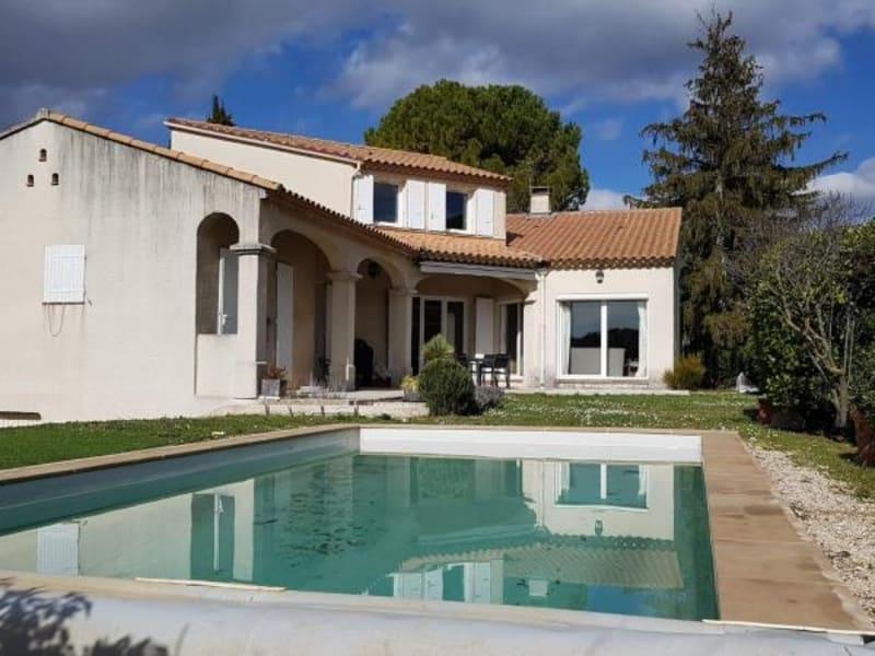 Sale house / villa Eguilles 855000€ - Picture 1