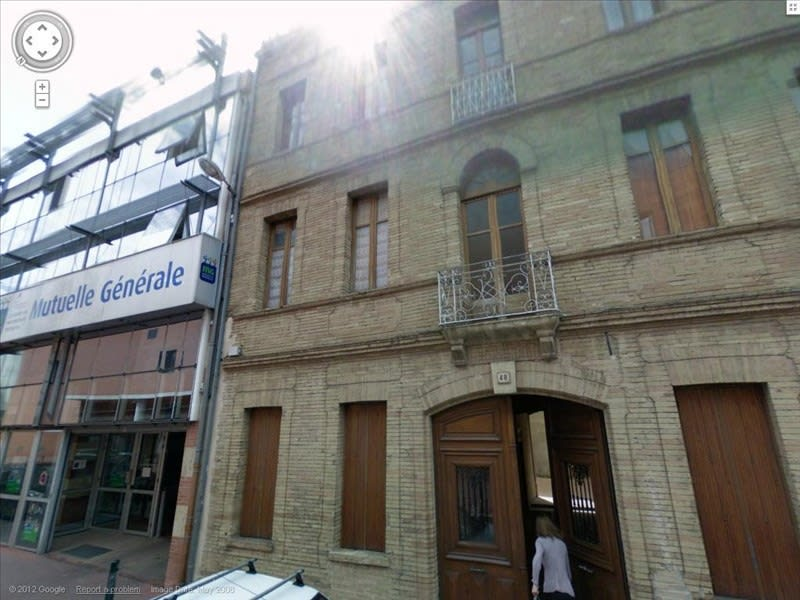 Rental apartment Toulouse 493,01€ CC - Picture 4