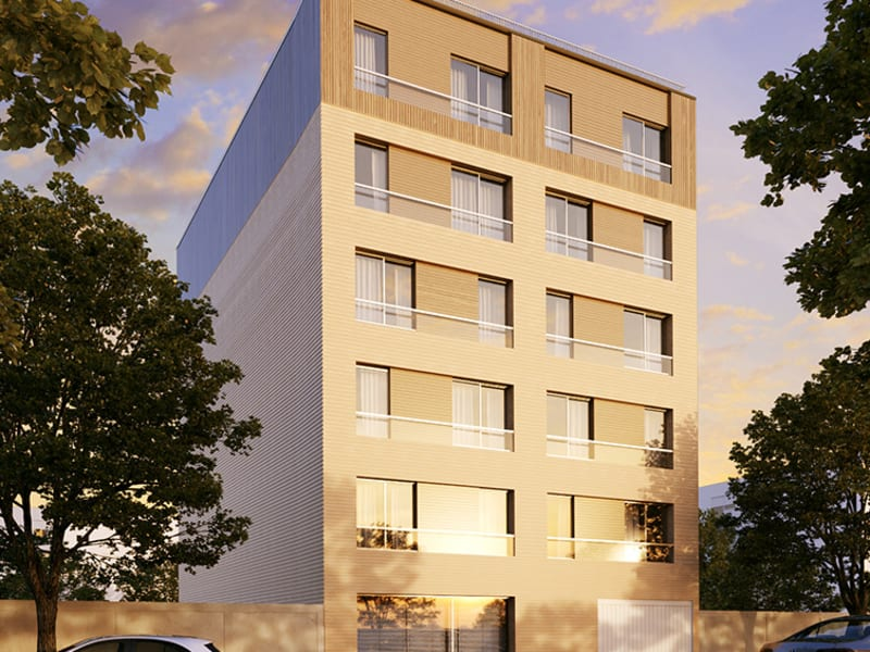 Sale empty room/storage Ivry sur seine 218400€ - Picture 1