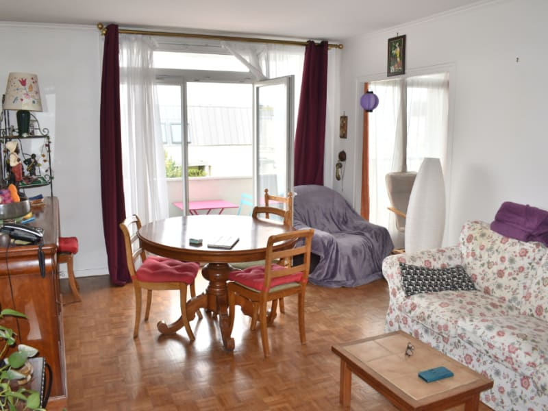 Sale apartment Romainville 304000€ - Picture 2