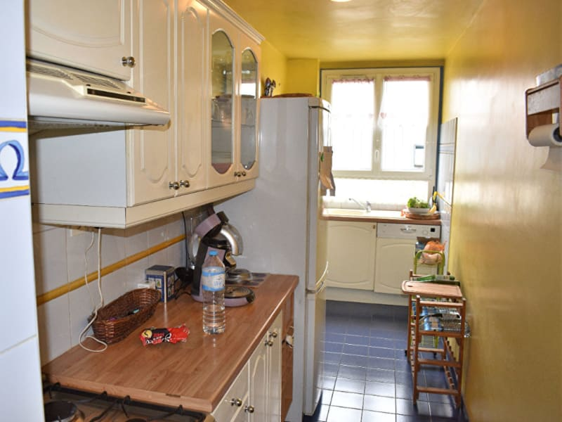 Sale apartment Romainville 304000€ - Picture 3