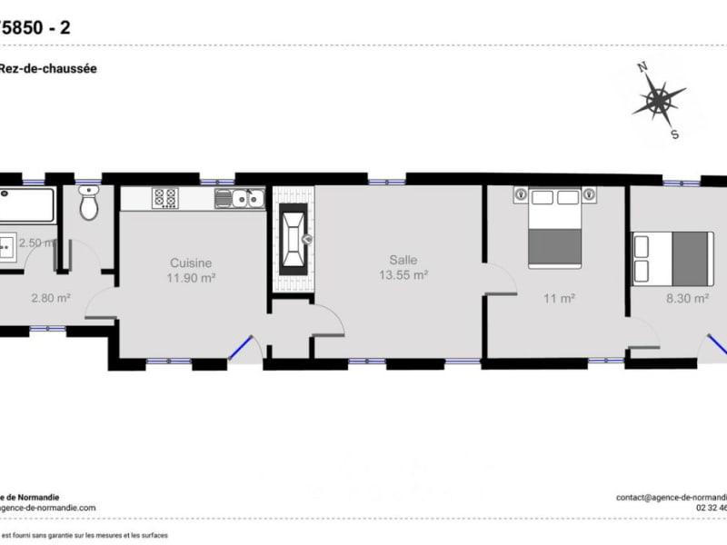 Vente maison / villa Broglie 175000€ - Photo 9