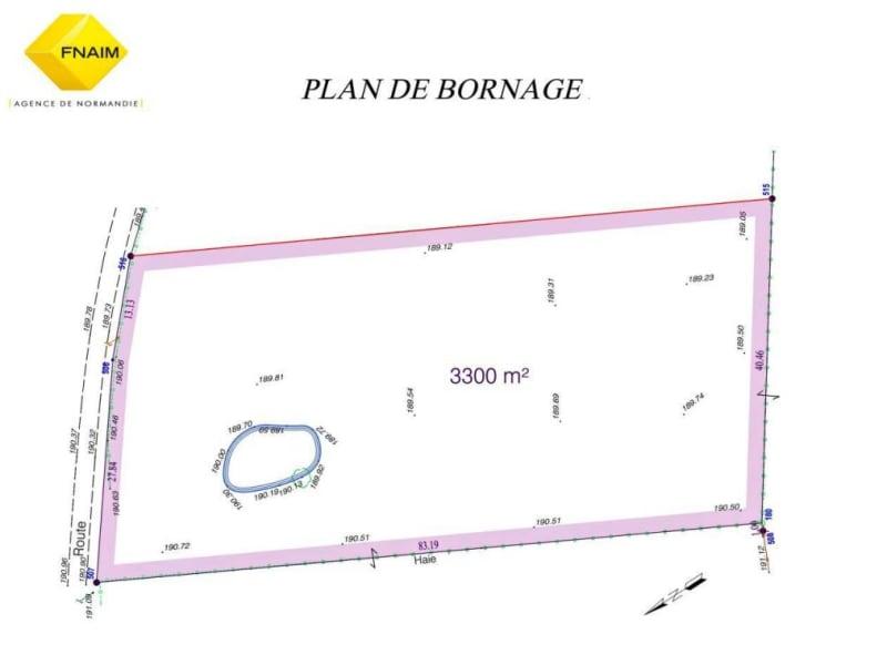 Vente terrain Montreuil-l'argillé 24500€ - Photo 1