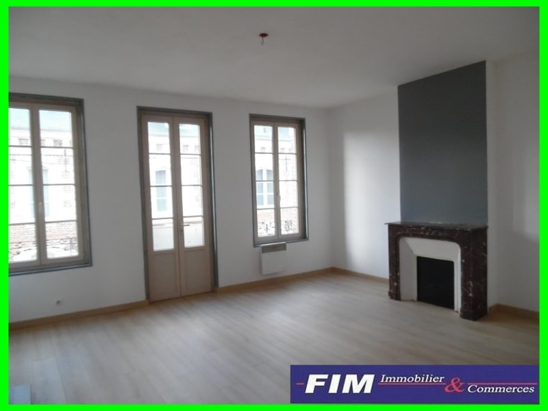 Vente appartement Eu 86000€ - Photo 1
