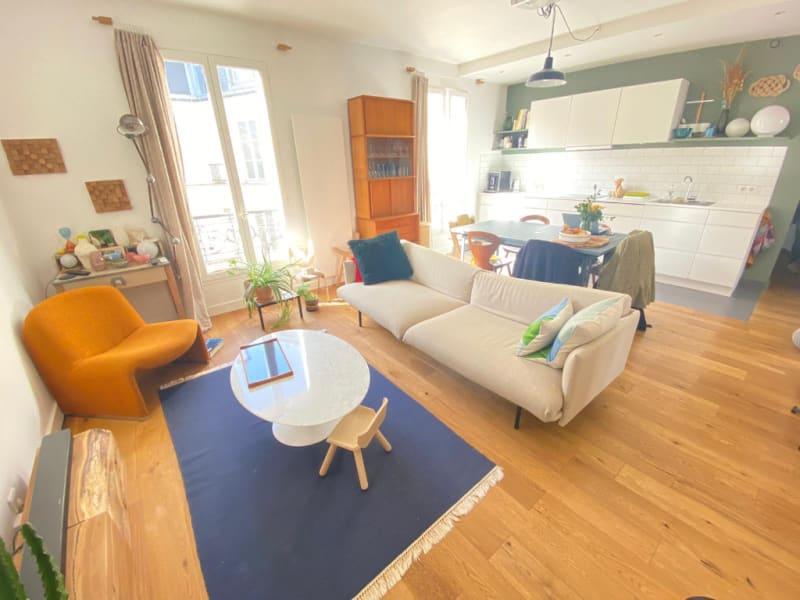 Sale apartment Paris 10ème 730000€ - Picture 1