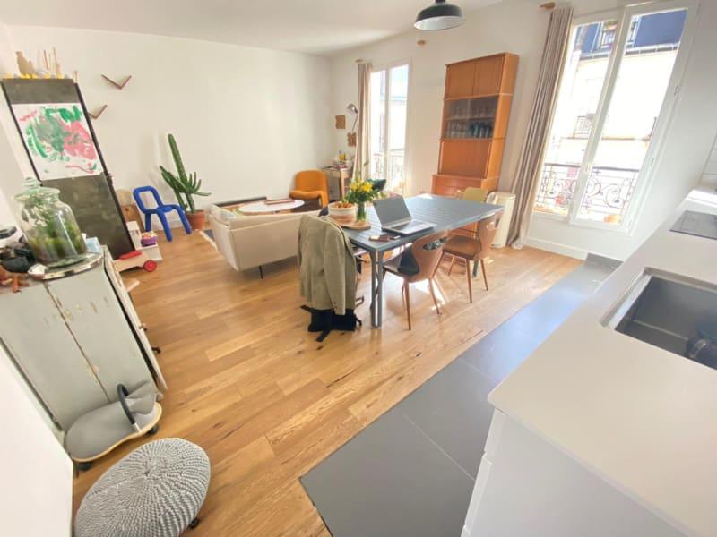Sale apartment Paris 10ème 730000€ - Picture 2
