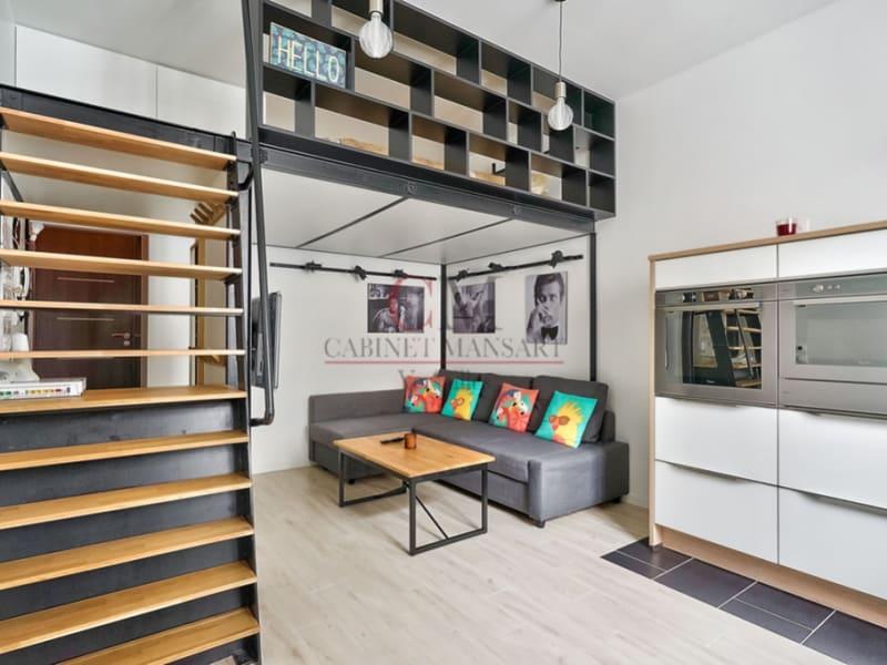 Sale apartment Versailles 336000€ - Picture 12