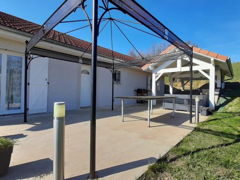 Vente maison / villa Marcilloles 288500€ - Photo 8
