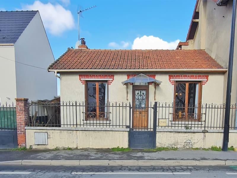 SARTROUVILLE - LA VAUDOIRE - Maison 3 pièces