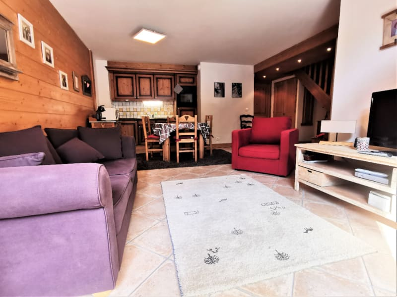 Verkauf wohnung Les houches 410000€ - Fotografie 2