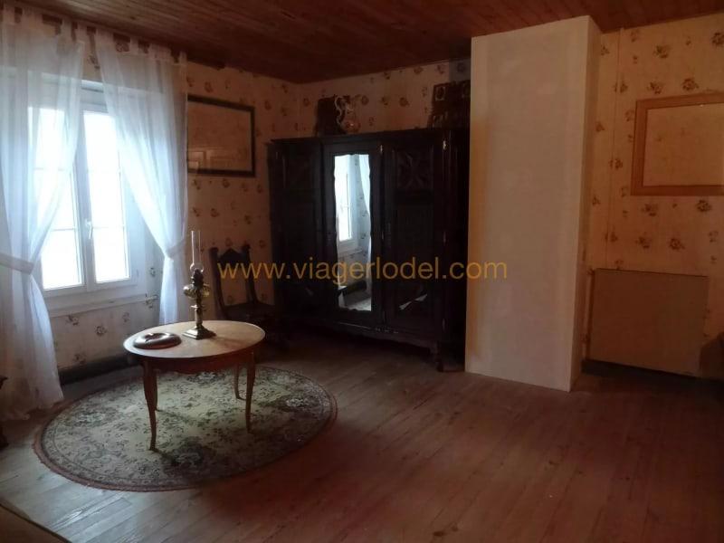 Life annuity house / villa Sainte-colombe-sur-guette 61500€ - Picture 11