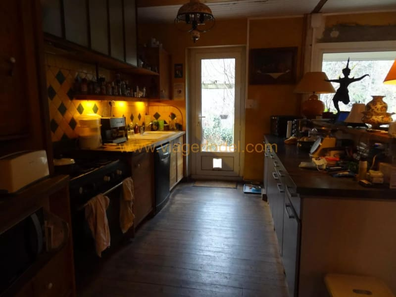 Life annuity house / villa Sainte-colombe-sur-guette 61500€ - Picture 4