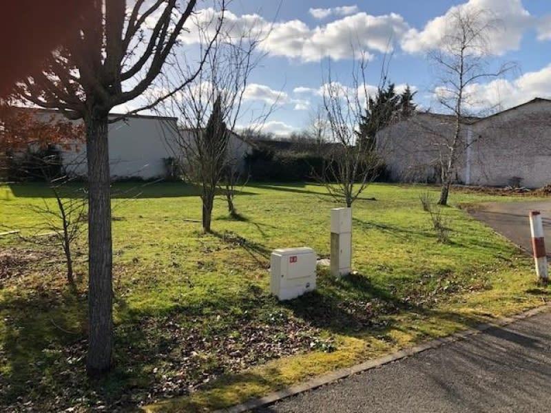 Vente terrain Mignaloux beauvoir 109096€ - Photo 2