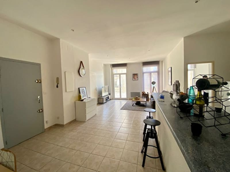 Rental apartment Beziers 590€ CC - Picture 1
