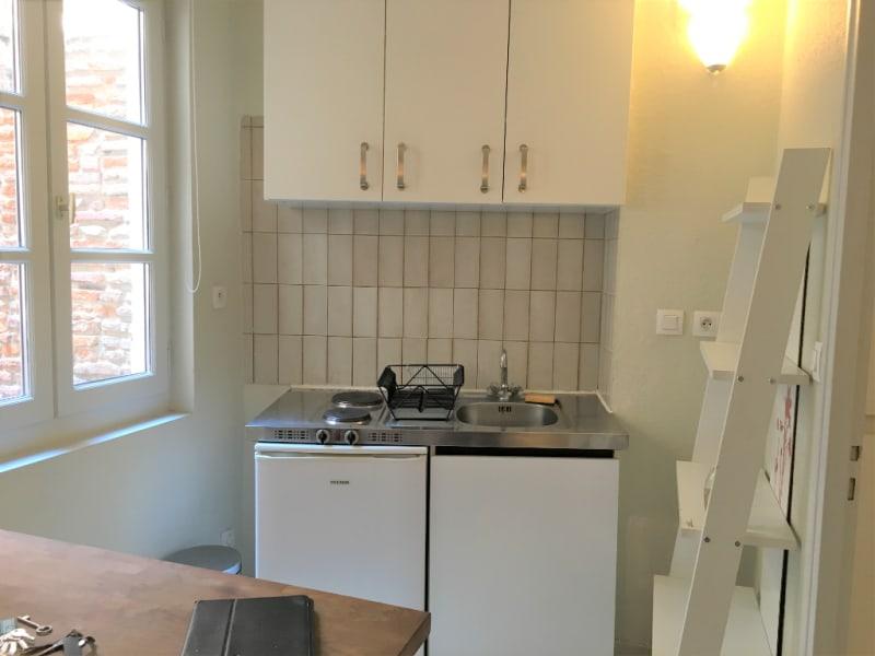 Location appartement Toulouse 470€ CC - Photo 1