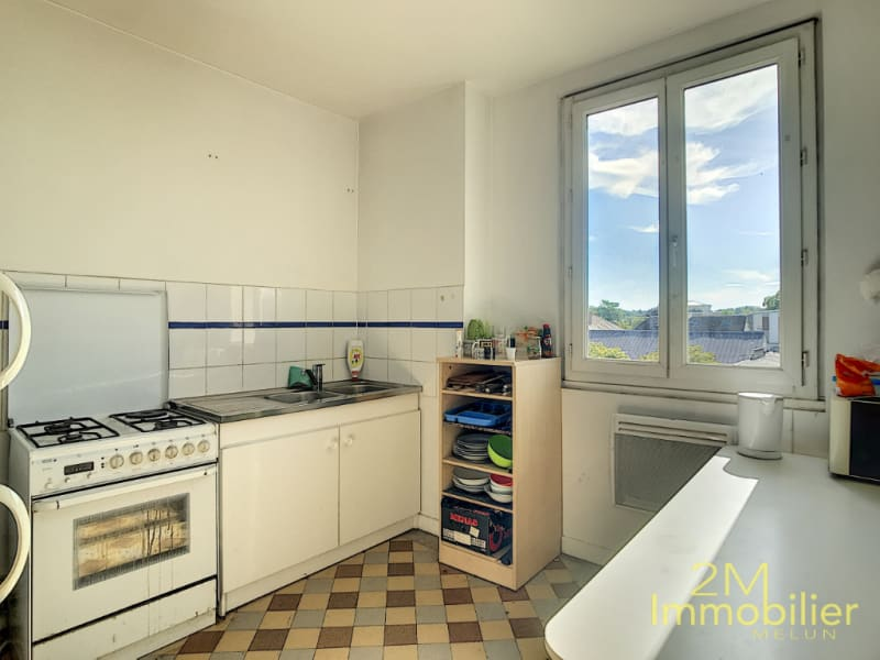 Sale apartment Dammarie les lys 98 000€ - Picture 3